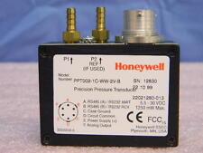NEW Honeywell Precision Differential Pressure Transducer PPT002-1C-WW-2V-B 2 PSI