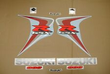 GSX-R 600 2006 full decals stickers graphics autocollants kit set k6 aufkleber
