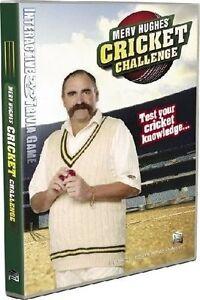 Merv Hughes' Cricket Challenge DVD 2005 Over 1200 Question