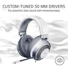 RAZER KRAKEN Kopfhörer Kopfband Weiß