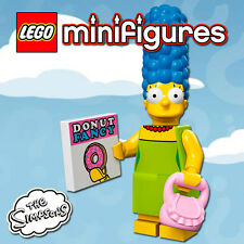 LEGO Minifigures #71005 - The Simpsons - Marge Simpson - 100% NEW - Unopened