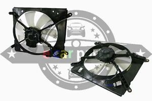 TOYOTA CAMRY SK20 9/2000-9/2002 2.2LTR PETROL AIR CONDITIONER CONDENSER FAN