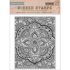 Hero Arts Rubber Basic Grey Spice Market Cling Stamps By Hero Arts-Large Peta...