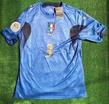 🇮🇹Maglia Italia Mondiali Germania 2006 Puma Campioni del mondo Italy Grosso