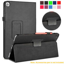 For Samsung Galaxy Tab A 10.1 SM-T580/T585 Smart Leather Flip Stand Cover Case