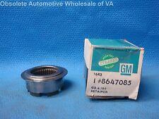 1983 - 1987 Pontiac Firebird 1984 Corvette Transmission Gear Retainer 8647085 GM