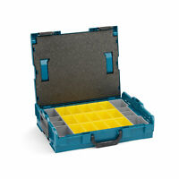 Werkzeugkoffer L-Boxx 102  limited edition (makita style) inkl Insetboxenset B3