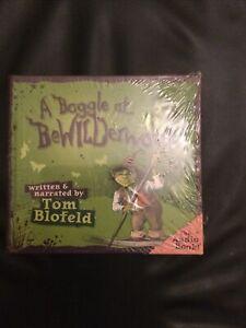 A Boggle At Bewilderwood,Tom Blofeld,Audio Book