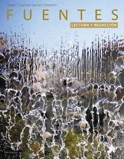 Brand New Spanish Fuentes Lectura y Redaccion Tuten, Garner, Carmelo 5th Edition