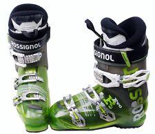 Rossignol Evo R Ski Boots Mondo 28.5/Mens 10.5 - Green/Gray - USED