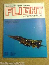 FLIGHT INTERNATIONAL #3346 - JAGUAR - 26 April 1973