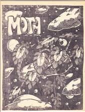MOTA #4 - 1972 science fiction fanzine - Tom Foster cover, Robert Bloch letter