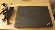 Thinkpad T440p i7-4600M,1080P, Nvidia 730m GPU,8GB,480GB,90w,good battery,Win10p