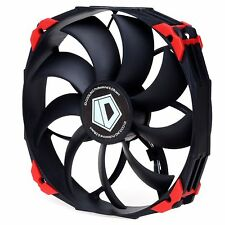 DC 12V Cooling Fan Chassis Fans PWM 140mm De-vibration Rubber 140mm Big Airflow