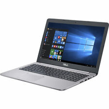 "Asus 15.6"" Gaming Notebook Intel i7 16GB Ram 256GB SSD UHD 4K Nvidia GTX Win10"