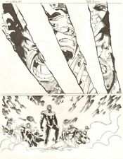 Avengers Vs. X-Men: Infinite #3 Digital Comic Page - Cyclops art by Reilly Brown Comic Art