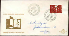 Netherlands 1964 Bible Society FDC First Day Cover #C27168