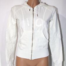 Maglia Felpa Richmond bianca cotone 42 donna