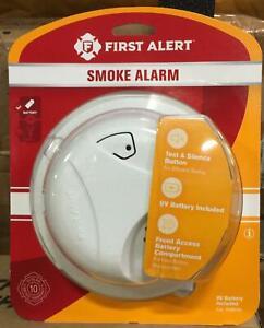 First Alert 1039796 Ionization Smoke Alarm