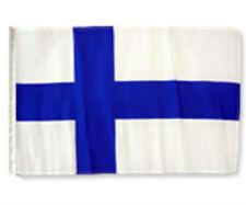 "12x18 12""x18"" Finland Sleeve Flag Boat Car Garden"