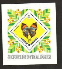 Maldives Stamp - Butterfly Stamp - NH