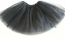 Womens / Adults / Teens Organza Dancewear Ballet Tutu Pettiskirt