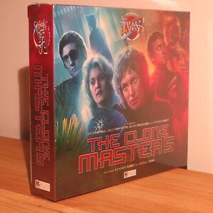 Blakes 7 Clone Masters, 3CD Cally Jenna Travis Brian Croucher Stephen Greif BNIB