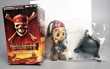 2007 Jack Sparrow Mini Cosbaby Figure v1 Pirates of the Caribbean POTC, Hot Toys