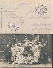 Königsbrück Sachsen übungsplatz  Feldpost  Infanterie Regiment 177 (192