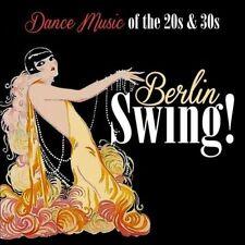 BERLIN SWING! DANCE MUSIC O...-BERLIN SWING! DANCE MUSIC OF THE 20`S & 30 CD NEW