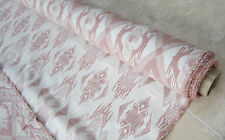 PINK & WHITE MATERIAL from JOHN LEWIS - 2m NEW