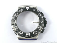 New TAG Heuer Case Bezel Crown Kit CAC1110-0 CAC1111-0 Formula 1 Chronograph F1