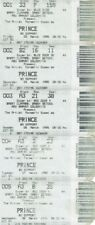 PRINCE CONCERT TICKETS (LONDON WEMBLEY 1995)