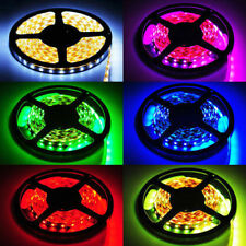 LED Strip Color Changing Light With Remote 16ft 5M 150LED SMD 5050 RGB FULL KIT