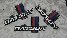 DATSUN 620 Pickup Truck Emblem Badge Front Grille Genuine Parts 62305-B5000