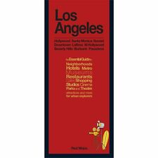 Red Maps Los Angeles CURRENT EDITION - City Travel Guide