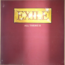 EXILE All There Is - BRAND NEW SEALED 1979 Vinyl LP Record Pop Rock RARE! OOP
