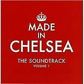 Made in Chelsea (The Soundtrack Volume 1) CD (M83,1975,Tom Odell,Peace,Asgeir)
