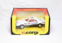 Corgi 370 Ford Mustang Cobra 1981 In Its Original Box - Near Mint Model