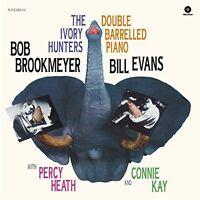 Bob Brookmeyer, Evans. Bill & Brookmeyer Bob - Ivory Hunters [New Vinyl] 180 Gra