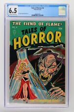 Tales of Horror #6 - Toby Press 1953 CGC 6.5 - 2nd HIGHEST GRADE!