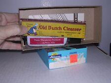 """TRAIN MIN.#8052  Old Dutch Cleanser 40' Wood Reefer #2950  KIT """"H.O.Gauge"""""""
