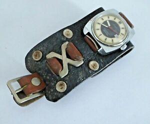 Gent's Vintage Timex Automatic Mechanical 25 Metres Divers Wristwatch