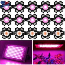 New Listinghigh Power Cob Led Chip Lamp For Plant Grow 1with3w Power Growing Light Bulb Beads