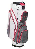 Puma Golf Cart Bag White One Size