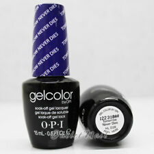 OPI GelColor 007 Skyfall Collection HL D28 TOMORROW NEVER DIES 0.5oz 15 mL HLD28