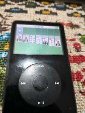 Apple iPod Classic A1136 80gb nero
