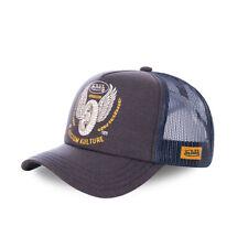 VON DUTCH TRUCKER CAP - CREW10 BLUE **BRAND NEW & IN STOCK**