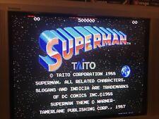 Superman Jamma Original Taito