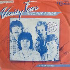 """7"""" 1981 ri NL-PRESS VG +++! VANITY fare: Hitchin 'A Ride"""